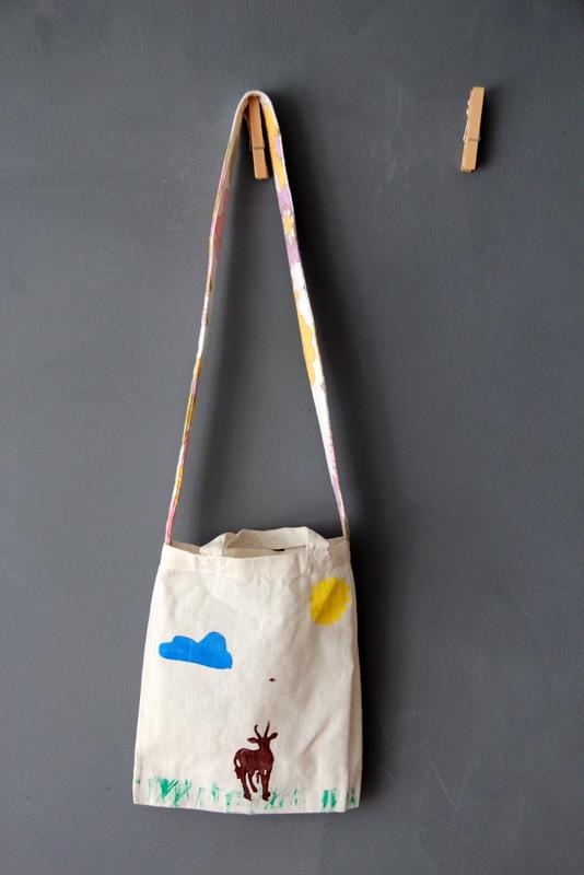 Tasche für Kindergeburtstag selbst bedrucken
