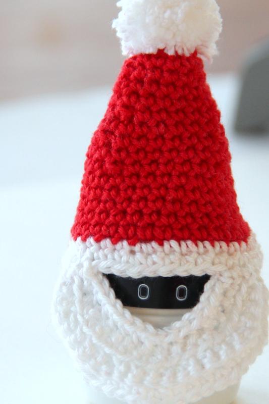 Last Minute Weihnachtsgeschenk Mini Mütze