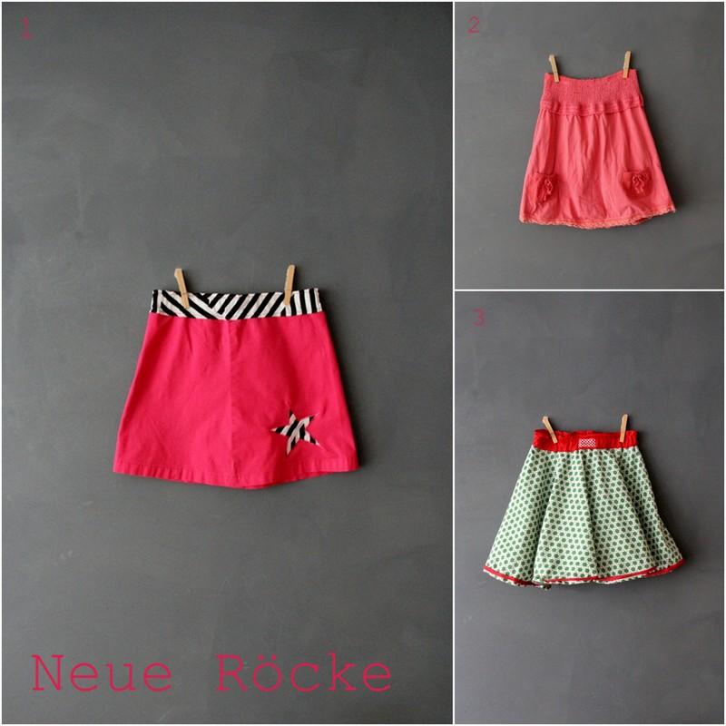 Neue Röcke