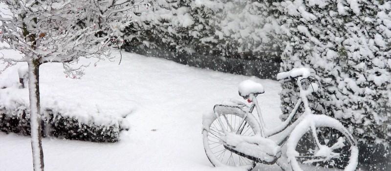 Schnee in düsseldorf