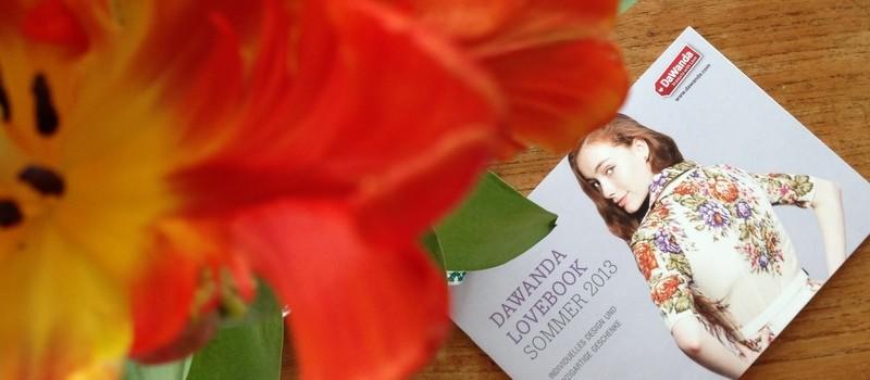DaWanda Lovebook Sommer 2013
