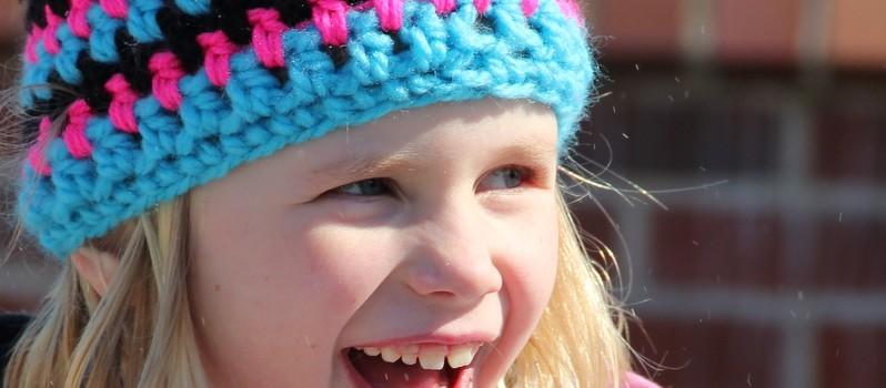 Mütze für Kinder häkeln - Anleitung