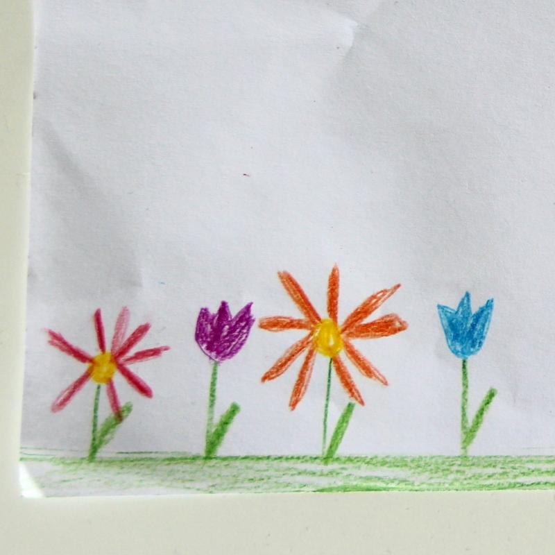 Blumen zum Vatertag