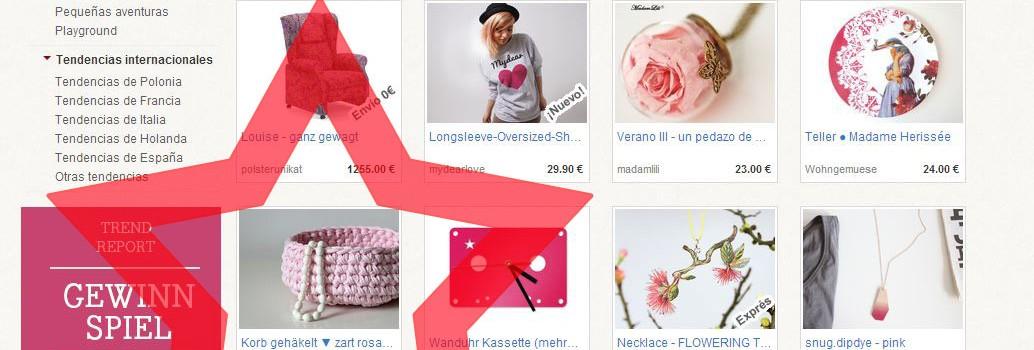 Trendreport internacionales - vibrant pink