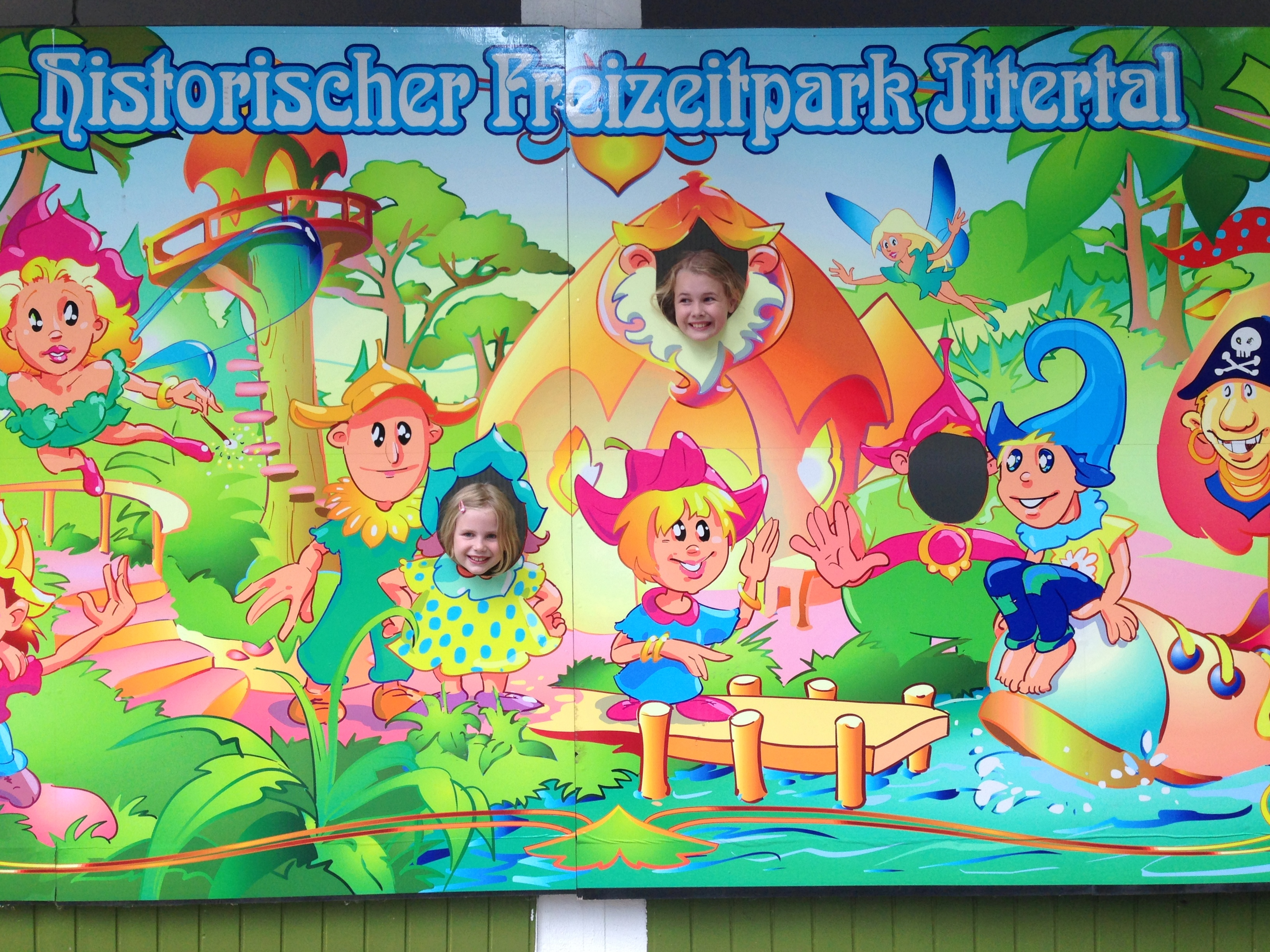 historischer Freizeitpark Ittertal