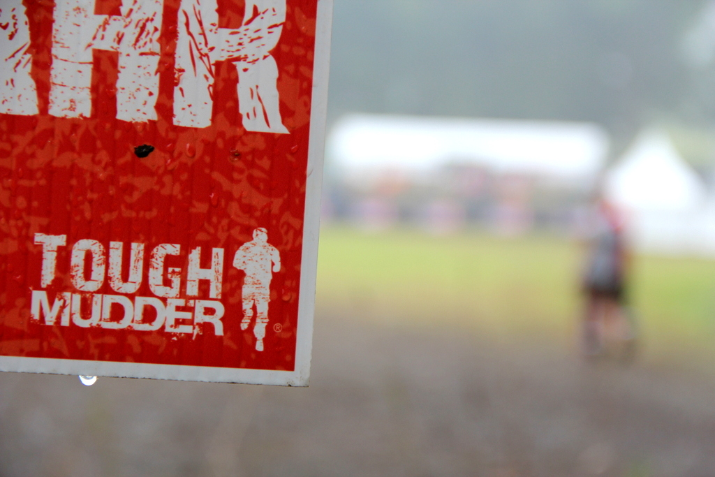 Tough Mudder Matschrennen