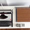 vintage Büroartikel - Rillo Heftgerät