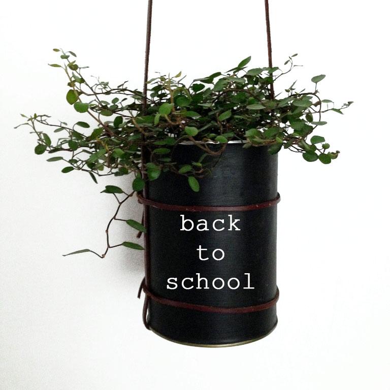 Dose Upcycling - Blumenampel Kopie