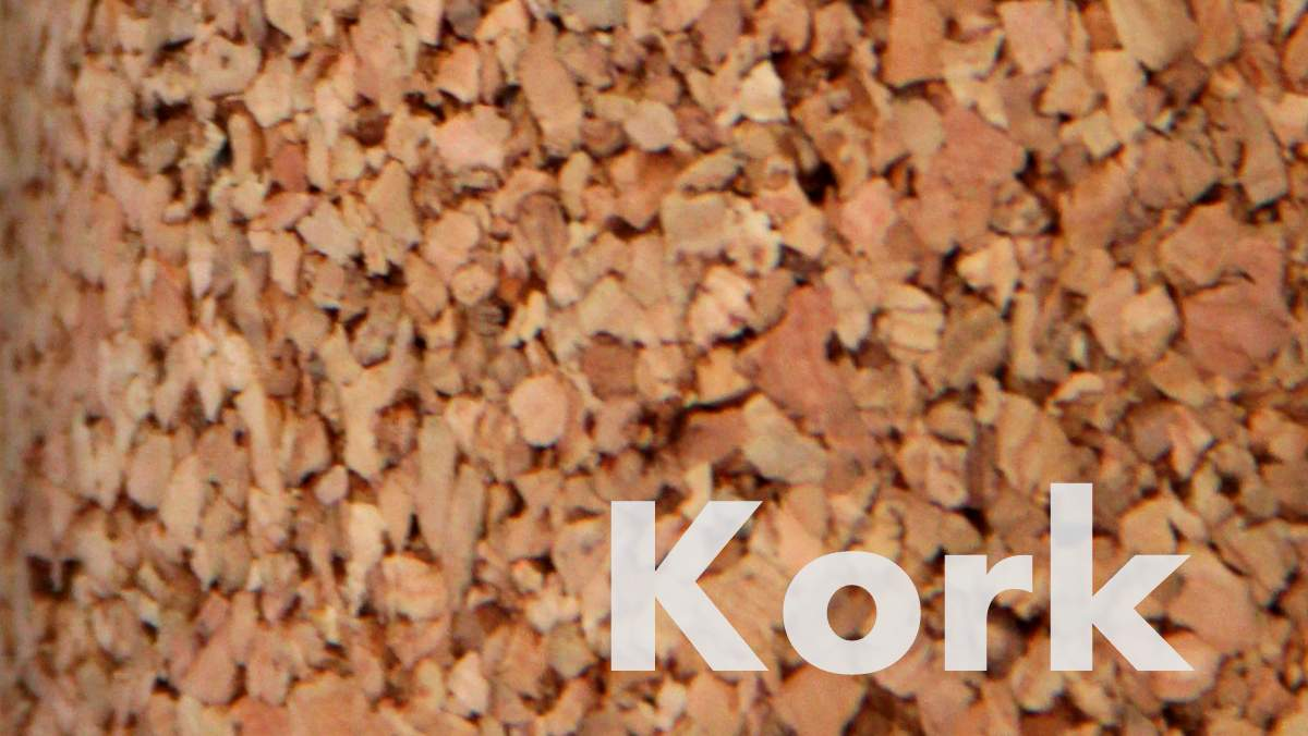 Neuer Wohntrend ::: Material Kork