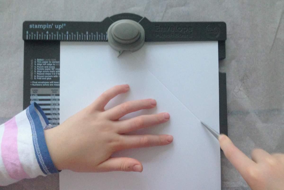 Briefumschläge selber machen - envelope punch board (40)