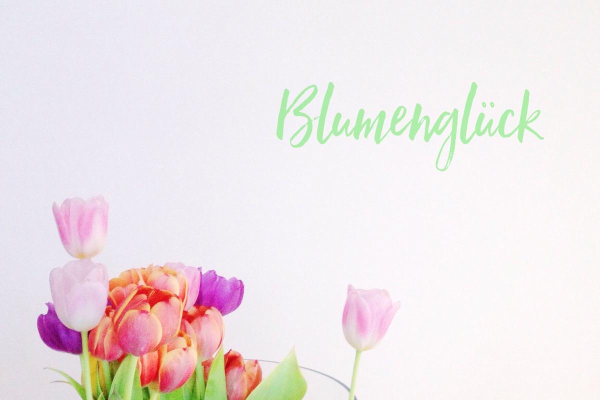 Blumenglück - Blumen von knobz