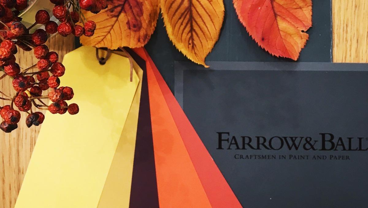 Farrow & Ball Showroom Eröffnung Köln, cologne